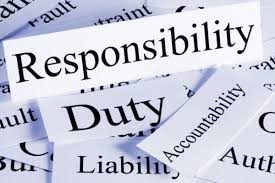 What's the difference between Responsibility and Duty?