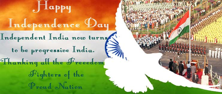 Quotes of India Independence Day -