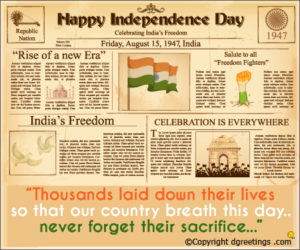 Liars – Independence Day – Are we truly Independent of the West?